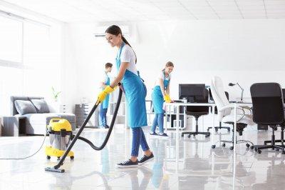 Профессиональная уборка в бизнесе: 6 преимуществ клининговых услуг