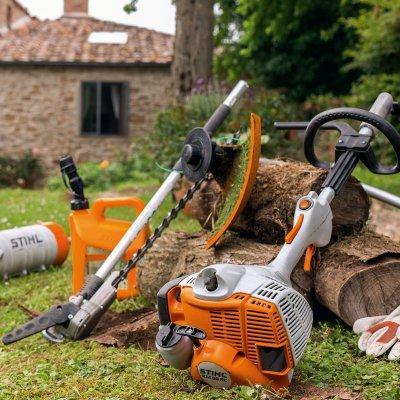 Уход за садом может быть проще: техника от компании STIHL