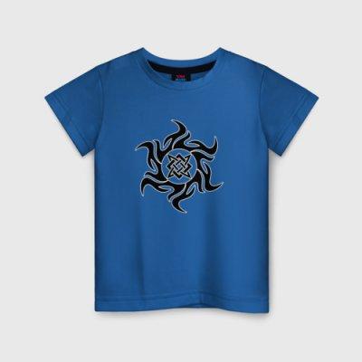 Детская футболка в качестве подарка и в качестве рекламы
