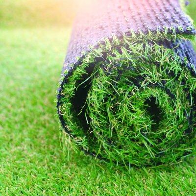 Искусственный газон или натуральный?