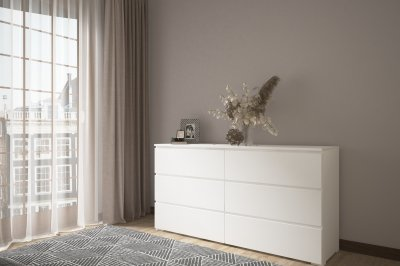 Комод - универсальная мебель для любой комнаты