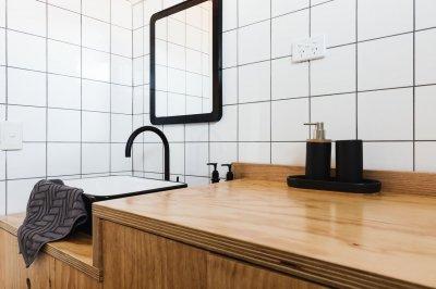 Недорогие способы обновления ванной комнаты