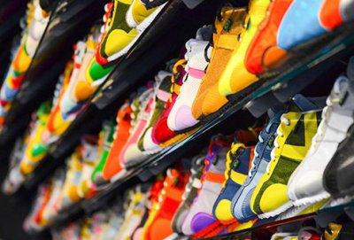Обувь для спортивной девушки