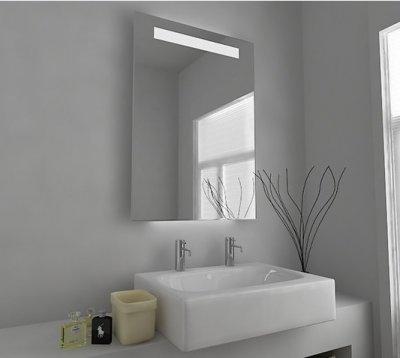 Правильный уход за зеркалом в ванной