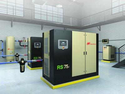 Применение промышленного винтового компрессора
