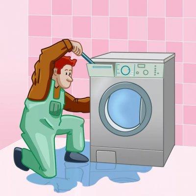 Ремонт бытовой техники: неисправности стиральных машин
