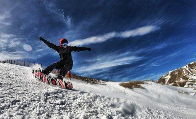 Самый дорогой сноуборд и другие интересные факты об этом виде спорта