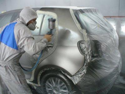 Где заказать покраску и рихтовку кузова автомобиля в Киеве?