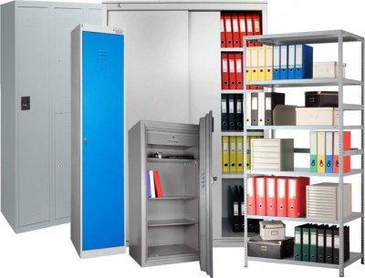 Металлические шкафы: назначение и особенности