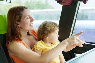 Путешествие на автобусе с детьми, о чем стоит помнить