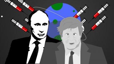 Россия и Британия начинают массовую вакцинацию