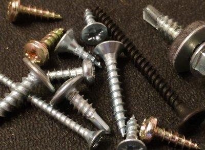 Саморезы для быстрого и надежного крепления различных материалов