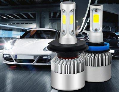 Выбор ламп для автомобильных фар