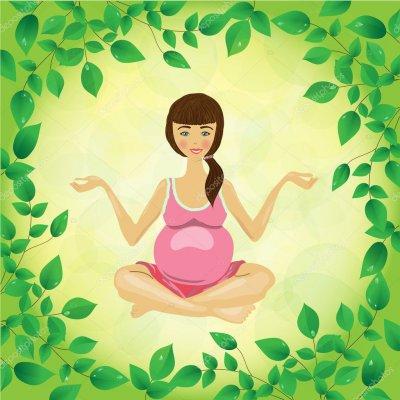 Полезны ли беременным занятия йогой?