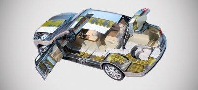 Что такое автомобильная шумоизоляция