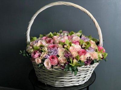 Цветы как приятное событие