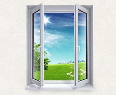 Двухстворчатые пластиковые окна: особенности и преимущества