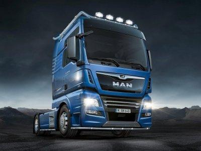 MAN TGX: новое поколение грузовиков