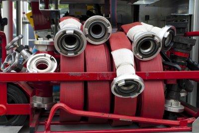 Промышленное противопожарное оборудование