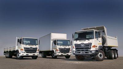 Технологические особенности и преимущества грузовых автомобилей Hino