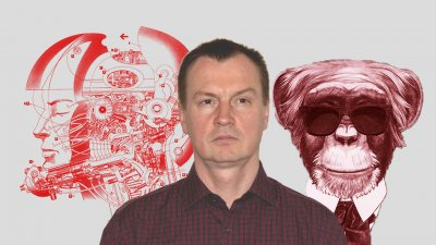Маск чипировал обезьяну, человек на очереди?