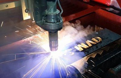 Основные технологии лазерной резки металла