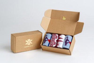 Подарочные наборы носков