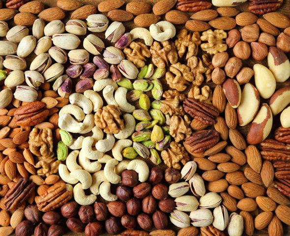 Как правильно есть орехи | Passion.ru