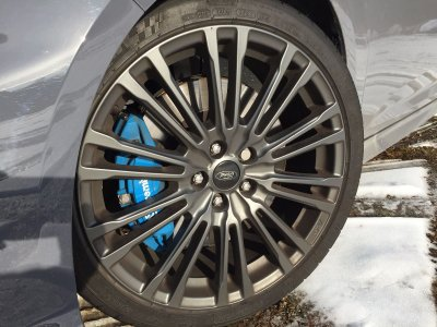 Ford Focus: выбираем шины для авто