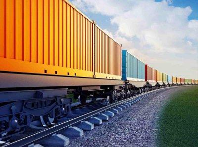 Железнодорожные контейнерные грузоперевозки транзитом из Украины через Казахстан