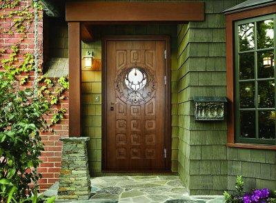 12 интересных фактов о входных дверях
