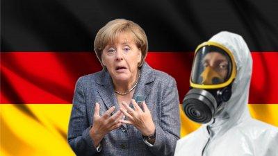 Германию отправят на тотальный локдаун?