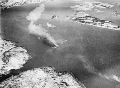 Как британские военные отправили на дно 2000 советских солдат во второй мировой