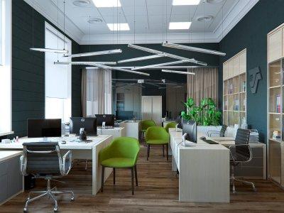 Как спланировать ремонт офиса?