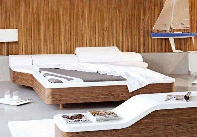 Кровати: 8 современных тенденций