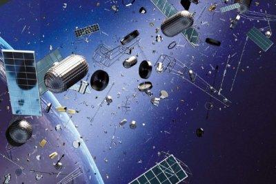 Околоземная орбита становится мусорной свалкой