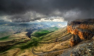 Плато Канжол в Кабардино-Балкарии - интересные места и факты