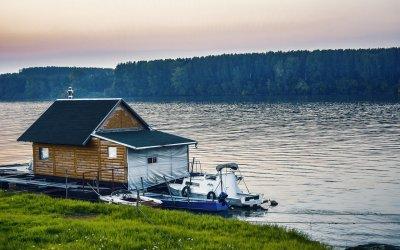 Преимущества жизни у водоема