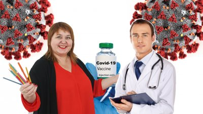 Для учителей и врачей готовится принудительная вакцинация?