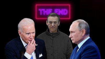Зачистка Навального и ФБК - ответ на санкции против России