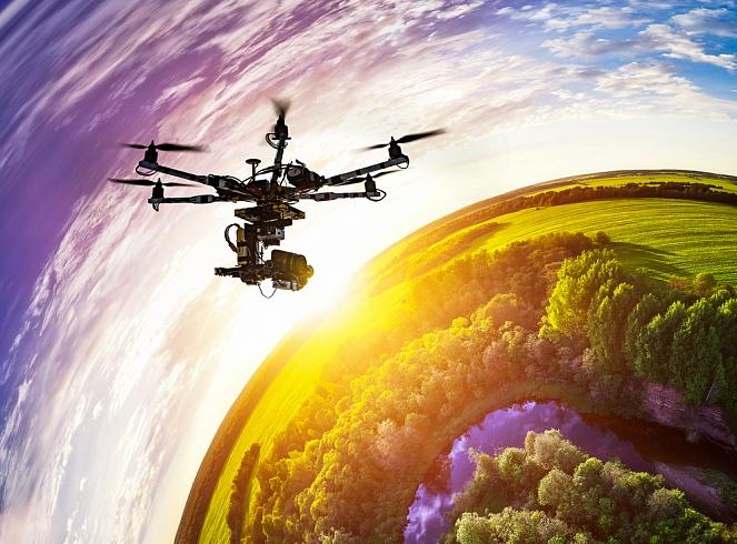 Как устроен дрон?   iot.ru Новости Интернета вещей