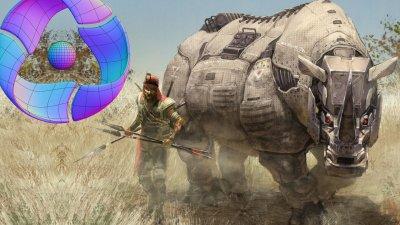 Обкатывать чипирование начинают с носорогов
