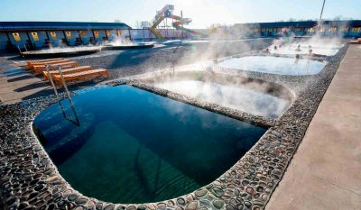 Польза горячих термальных источников