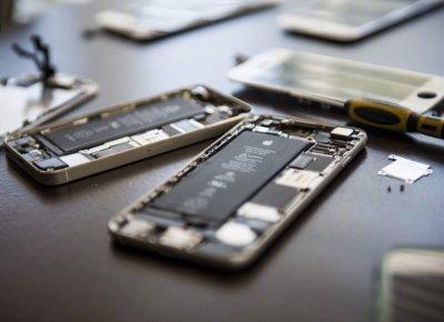 Профессиональный ремонт iPhone или своими руками?
