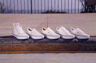 Скейт-кеды Vans: классика в современной интерпретации