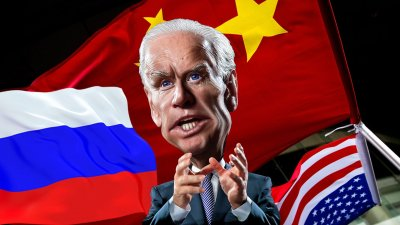 Байден против Китая
