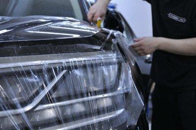 Бронирование пленкой автомобиля в Нижнем Новгороде