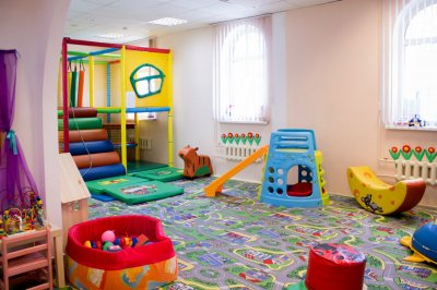 Как оборудовать игровую детскую комнату