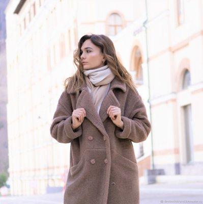 Шьем зимнее пальто: лучший выбор ткани и уход