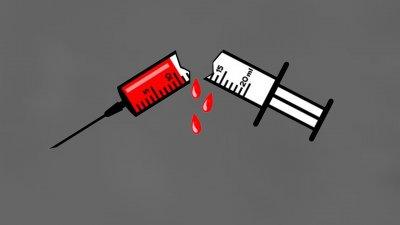 Противостояние вакцинаторам растет